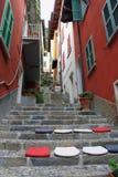 意大利街道的设计 图库摄影