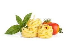 意大利语上色食物 免版税库存照片