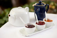 意大利语保留茶 免版税库存照片