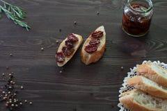 意大利语各式各样的蕃茄 免版税图库摄影