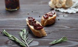 意大利语各式各样的蕃茄 免版税库存照片