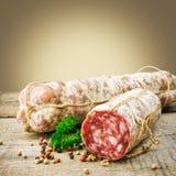 意大利语的开胃菜 免版税库存图片