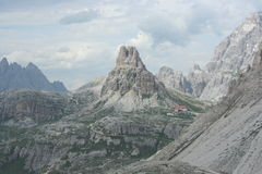 意大利语的白云岩 免版税库存照片