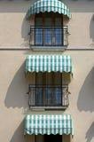 意大利语的阳台 免版税库存图片