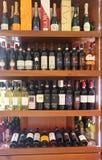 意大利酒 免版税库存图片