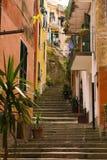 意大利镇 免版税图库摄影