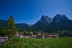 意大利阿尔卑斯 免版税库存照片