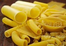 意大利面团食物 免版税库存图片