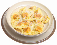 意大利面食意大利式饺子 图库摄影