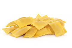 意大利面食馄饨 库存照片