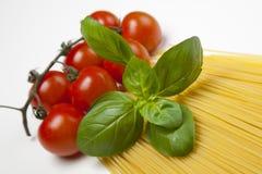 意大利面食 库存照片