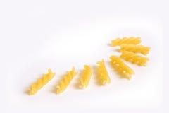 意大利面食 图库摄影