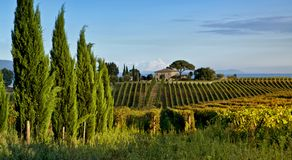 意大利风景 免版税库存图片