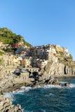 意大利,五乡地风景 图库摄影