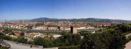 意大利,托斯卡纳,春天的佛罗伦萨 库存照片