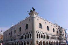 意大利 威尼斯 共和国总督宫殿s 免版税库存照片