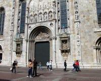 意大利 威尼斯 大教堂标记s st 详细资料 免版税图库摄影