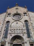 意大利 威尼斯 大教堂标记s st 详细资料 免版税库存照片