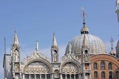意大利 威尼斯 大教堂标记s st 库存图片