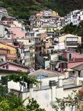 意大利2017年村庄风景 库存图片
