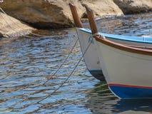 意大利2017条小船 免版税图库摄影