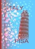 意大利 比萨 库存图片