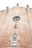 意大利建筑学威尼斯,意大利 库存图片