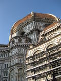 意大利建筑学 图库摄影