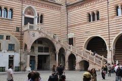 意大利维罗纳 免版税库存图片