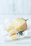 意大利绵羊的乳酪 库存照片