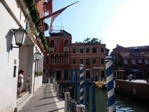 意大利- Venezia 免版税库存照片