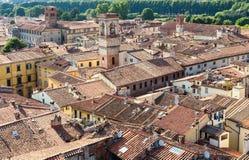 意大利lucca托斯卡纳 免版税库存图片