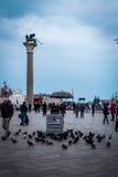 意大利marco圣・威尼斯 库存图片