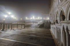 意大利marco广场圣・威尼斯 免版税库存图片