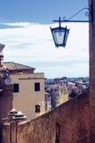 意大利siena视图 免版税库存照片