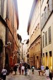 意大利siena 图库摄影