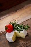 意大利tomino乳酪 库存图片