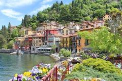 意大利varenna 图库摄影