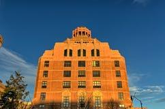 任意大厦在阿什维尔,北卡罗来纳,美国 库存图片