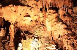 意想不到的洞穴 库存图片