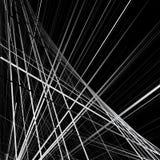 任意混乱线纹理 抽象几何例证 皇族释放例证