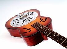 感声吉他琴 库存图片