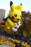 感恩天游行2016年-纽约 免版税库存图片