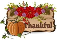 感恩日 感激 秋天背景特写镜头上色常春藤叶子橙红 皇族释放例证