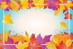 感恩框架 库存照片