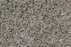 质感粗糙的石墙灰色 免版税库存照片