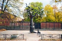 愿望结构树 库存图片
