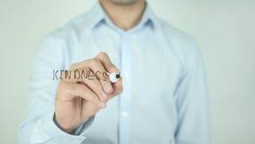 仁慈是传染性的,写在透明屏幕 股票录像