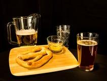 慕尼黑啤酒节我 免版税库存图片