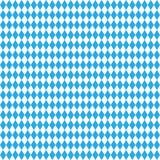 慕尼黑啤酒节蓝色抽象几何背景 10月节日 传染媒介例证,蓝色颜色 无缝的慕尼黑啤酒节样式 向量例证